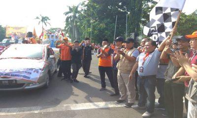 KPU Kota Tangerang Laksanakan War War