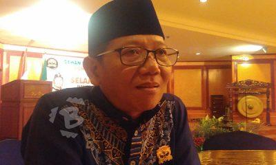 Ketua DPW Paguron Jalak Banten Nusantara TB Syahrudin