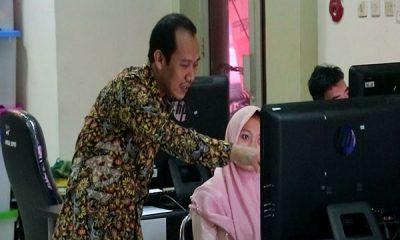 Ketua KPU Kabupaten Tangerang Ali Zainal Abidin sebut tingkat partisipasi pilkada kabupaten tangerang di bawah target KPU