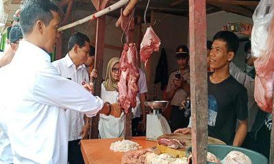 Pjs Bupati Tangerang Sidak Pasar