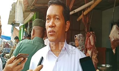 Pjs Bupati Tangerang Komarudin