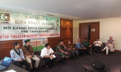 Polres Metro Tangerang Pengamanan Demo
