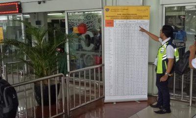 Bandara Soetta Pampang Tarif Batas Atas