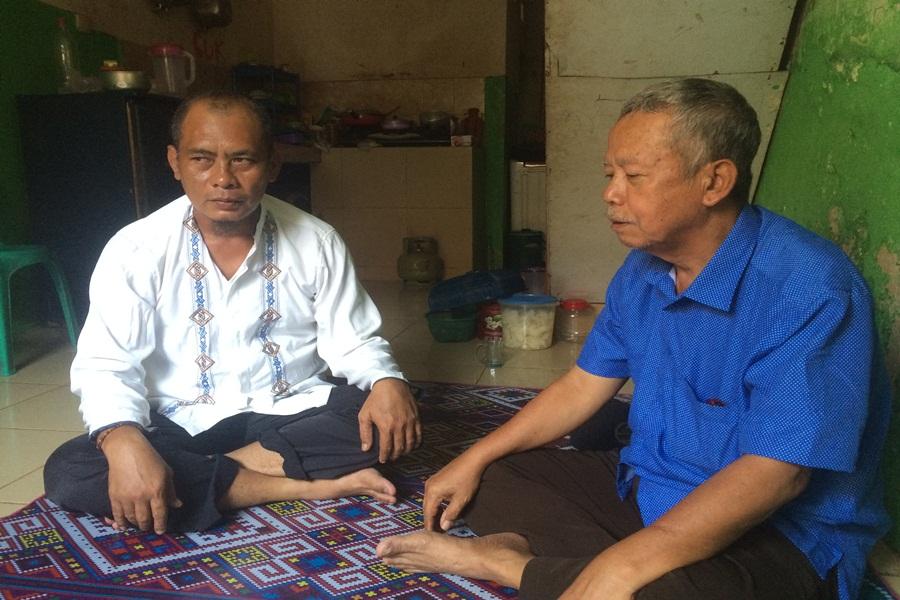 Teman Kecil Terduga Teroris yang Ditangkap di Tangerang
