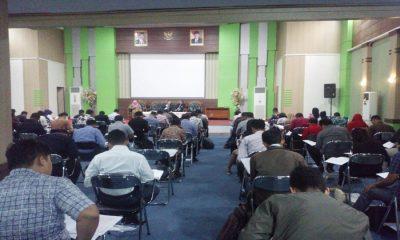 Advokat di Banten Ikuti Ujian Profesi