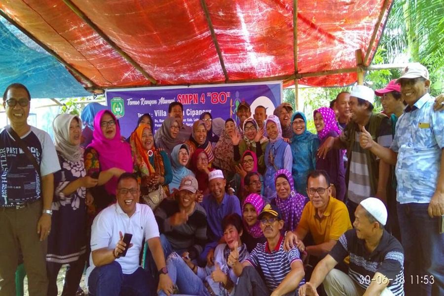 Alumni SMPN 4 Rangkasbitung