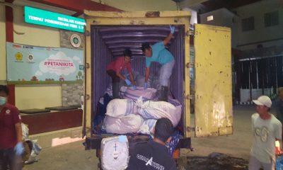 Daging Celeng dari Sumatera Diamankan BKP CIlegon