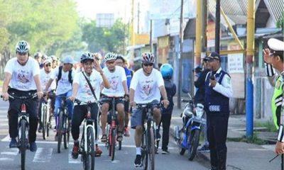 Fun Bike KPU Kota Tangerang