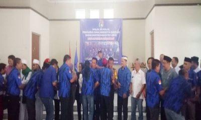 Halal Bihalal Pengurus Badak Banten