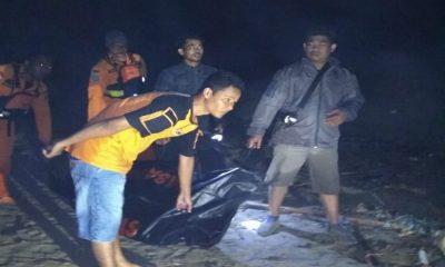 Jasad Nelayan KM Barokah di Binuangeun Ditemukan