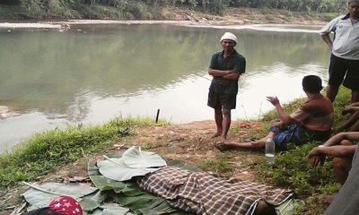 Pemuda Tenggelam di Sungai Ciberang