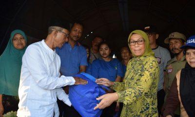 Pemprov Banten Beri Bantuan Korban Gelombang Tinggi