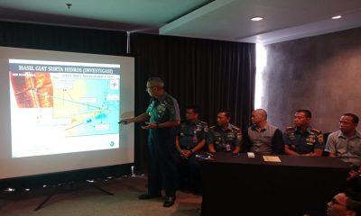 Hasil Investigasi TNI AL soal Kebocoran Pipa Gas