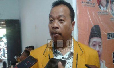 Ketua DPC Partai Hanura Kota Serang Baijuri