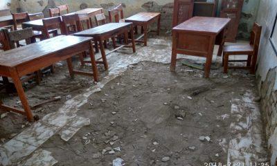 Ruang Kelas Sekolah Negeri di Lebak