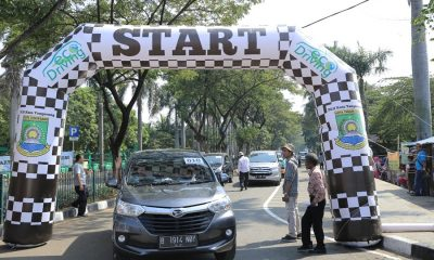 DLH Kota Tangerang Gelar Kampanye Pengendalian Pencemaran Udara