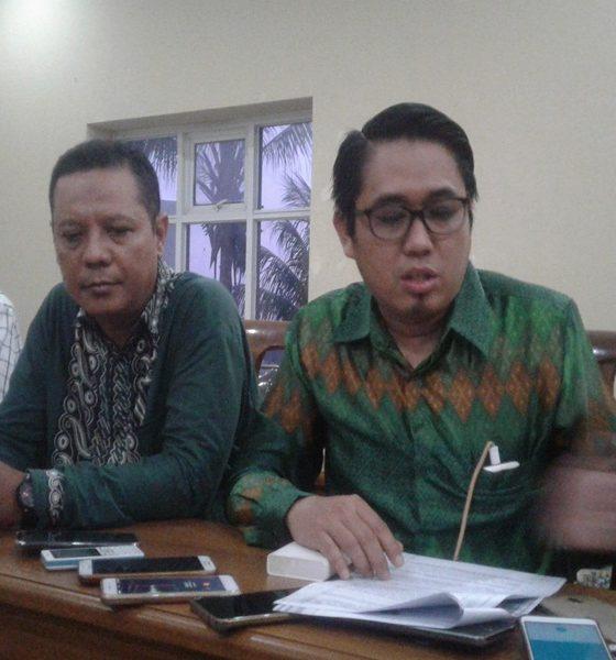 LO Syafrudin Laporkan Wali Kota Serang
