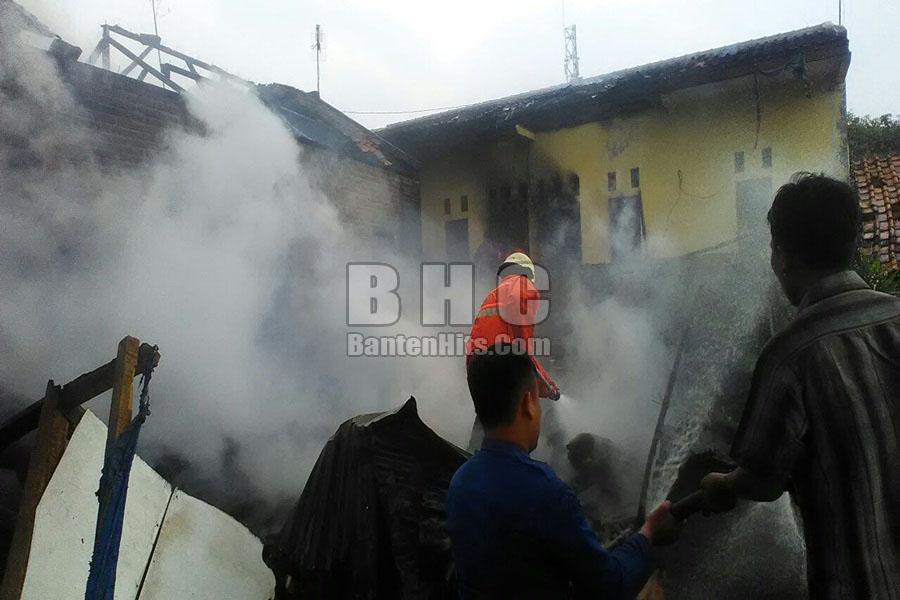 Kebakaran di Dranggong