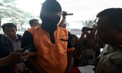 Pemuda di Tangerang Bakar Rumah Orangtua