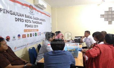 Perindo Kota Tangerang Daftar Bacaleg