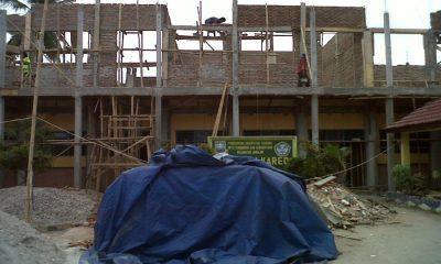 Pembangunan RKB Sekolah