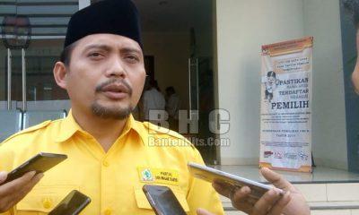 Sekretaris DPD Partai Golkar Banten