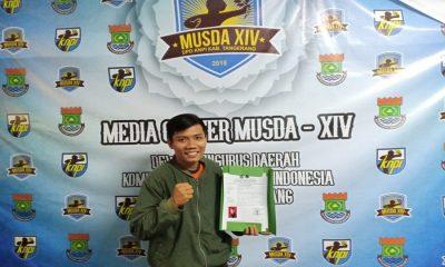 HMI Daftar Musda KNPI Kabupaten Tangerang