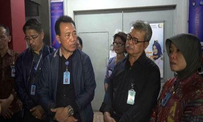 Sidak Lapas Wanita Tangerang