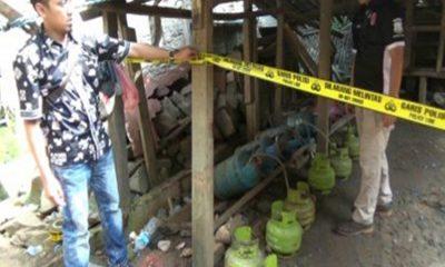 Tempat Pengoplosan Gas di Sepatan Tangerang