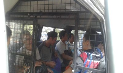 Polda Banten Limpahkan Tersangka Perusakan Mapolsek Bayah