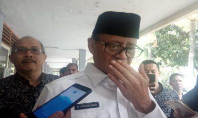 WAHIDIN HALIM 26 JULI 2018 soal pendidikan gratis di Banten dan Suap Pengaturan Proyek APBD Banten Pakai Kode Khusus