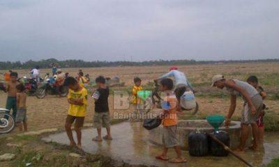 Krisis Air Bersih di Pandeglang