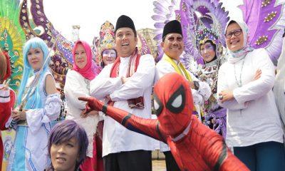 ARIEF-SACHRUDIN FESTIVAL CISADNE 2017 24 AGUSTUS 2018 DPRD KOTA TANGERANG TERNYATA TAK TAHU Rencana Arief bangun sport center