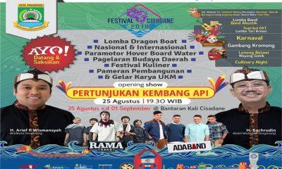Festival Cisadane 2018