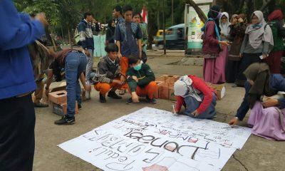 BEM Asy Syukriyyah Galang Dana untuk Korban Gempa Lombok