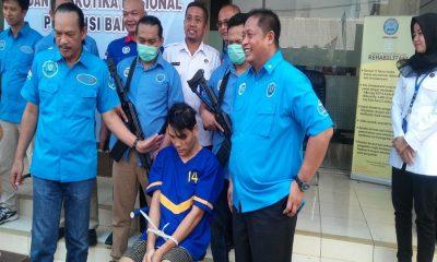 BNN Banten Ungkap Peredaran Narkoba