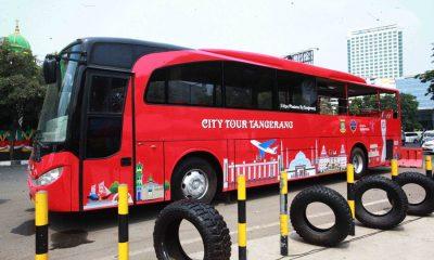 BUs Wisata Kota Tangerang