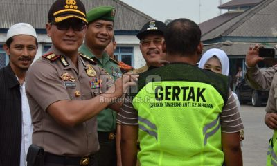 Polresta Tangerang Bentuk Komunitas Gertak