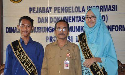 Duta Suporter Indonesia Perwakilan Banten