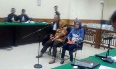 Hakim PN Tangerang Dituntut 8 Tahun Penjara
