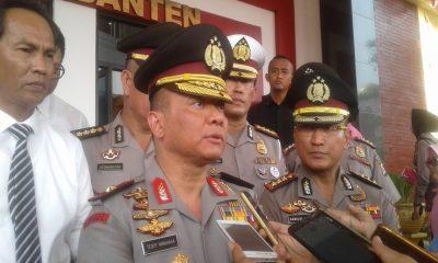 Kapolda Banten Brigjen Teddy Minahasa