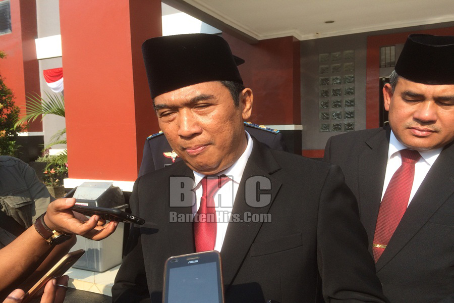 Kaknwil Kemenkumham Banten