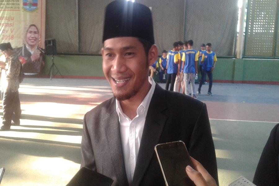 Ketua KONI Kabupaten Serang