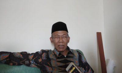 Ketua MUI Pandeglang Zamzami Yusuf