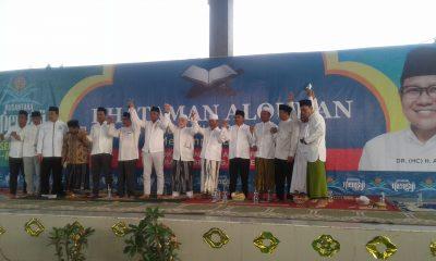 Kiai Banten Doakan Cak Imin Jadi Wakil Presiden 2019-2024