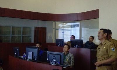 Komisi Informasi Banten kunjungan kerja ke Ruang Pintar Pandeglang bersama Kepala Diskomsantik Pandeglang Yahya Gunawan