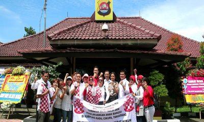Solidaritas Laskar Merah Putih Tangerang