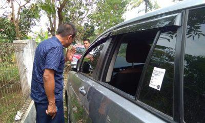 Mobil Pejabat Dindikbud Pandeglang Dibobol, Uang Rp 13 Juta dan Berkas Penting Raib