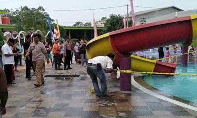 Bocah Tenggelam di Pesona Waterpark Serang