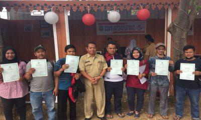 Disdukcapil Kota Tangerang Buka Stand di Festival Cisadane
